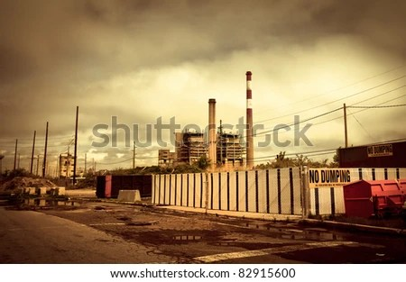 waste incineration stock
