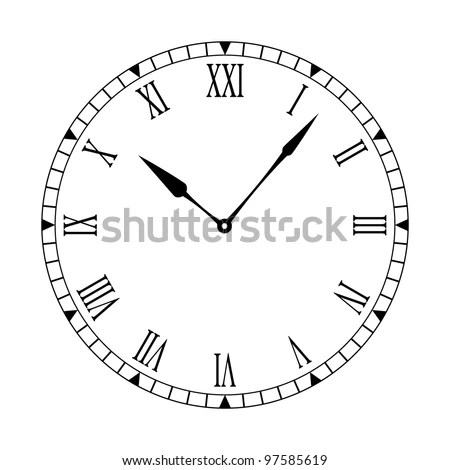 Clock-face Stock Images, Royalty-Free Images & Vectors
