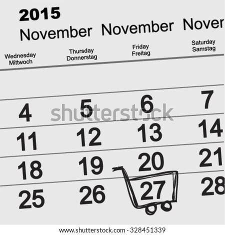 Friday Calendar Stock Images, Royalty-Free Images