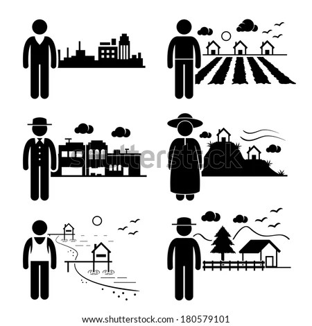 Rural Area Stock Images, Royalty-Free Images & Vectors