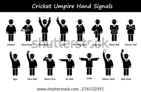 Umpire Stock Images, Royalty-Free Images & Vectors