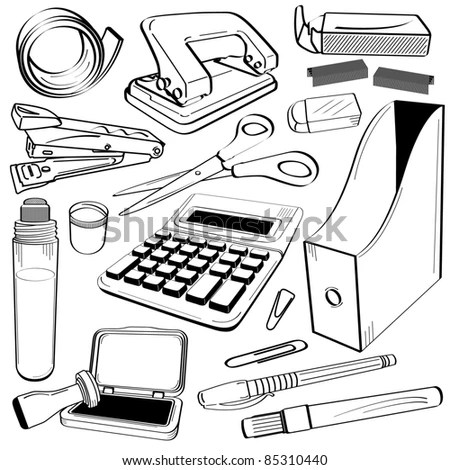 Hole Puncher Stock Images, Royalty-Free Images & Vectors