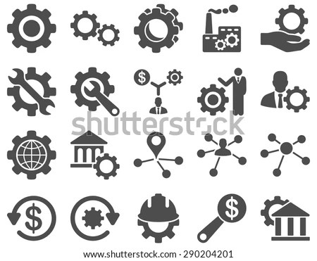 Automation Icon Stock Photos, Images, & Pictures