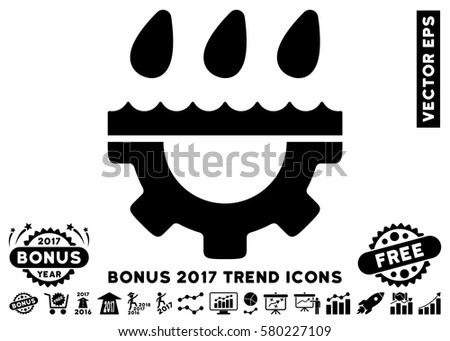 Vampires Teeth Icon Isolated On Neutral Stock Vector