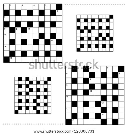 Crossword Puzzle Stock Images, Royalty-Free Images