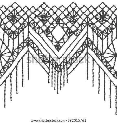 Macrame Stock Images, Royalty-Free Images & Vectors