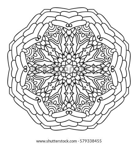 Kaleidoscope Pattern Stock Images, Royalty-Free Images
