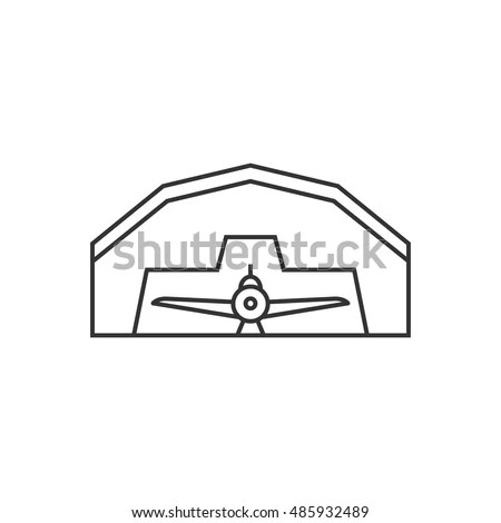 Airplane Hangar Stock Images, Royalty-Free Images