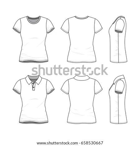 Blank Fashion Design Templates | mwb-online co
