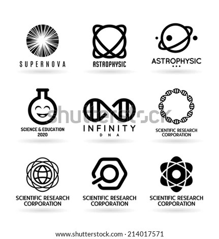 Science Logo Stock Images, Royalty-Free Images & Vectors