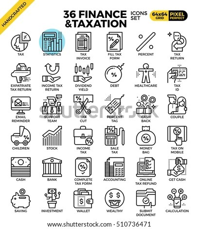 Illustration Blank Sale Price Quotation Form Stock Vector