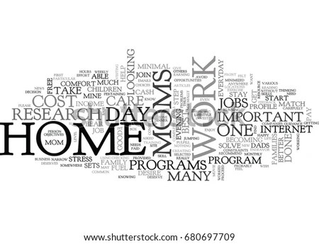 Stay At Home Mom Stock Images, Royalty-Free Images