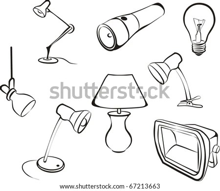 Halogen Light Stock Images, Royalty-Free Images & Vectors