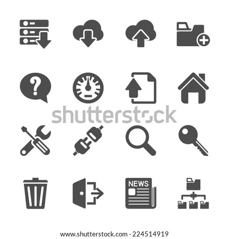 Protocol Icon Stock Images, Royalty-Free Images & Vectors