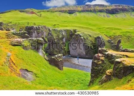 Fjadrargljufur Stock Photos. Royalty-Free Images & Vectors - Shutterstock
