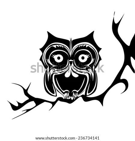 Vector Illustration Cheshire Cat Tale Alice Stock Vector