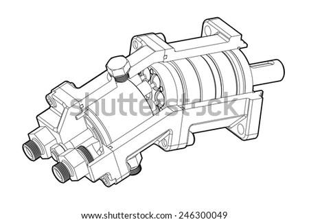 Hydraulic Fracturing Diagram, Hydraulic, Free Engine Image