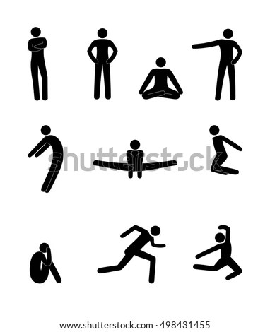 Sport Pictogram Stock Images Royalty Free Images