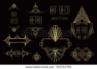 Art Deco Pattern Stock Images, Royalty-Free Images ...