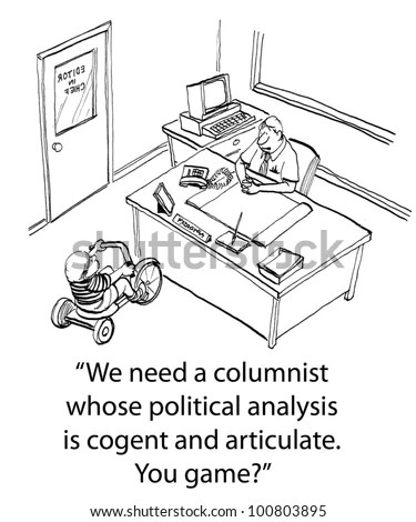 Political Cartoons Stock Images, Royalty-Free Images