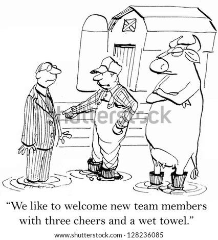 Welcome New Employee Stock Photos, Images, & Pictures