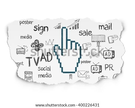 Hand Drawn Concept Whiteboard Drawing Bottom Stock Vector