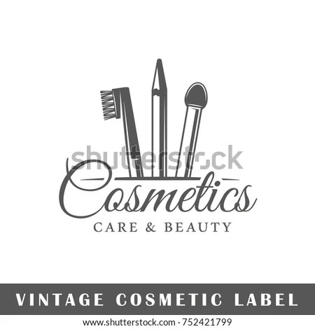 Nail Art Studio Template Logo Stock Vector 614622125