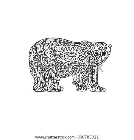 Cartoon Polar Bear Stock Images, Royalty-Free Images