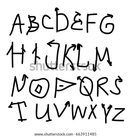Indian Alphabet Stock Images, Royalty-Free Images