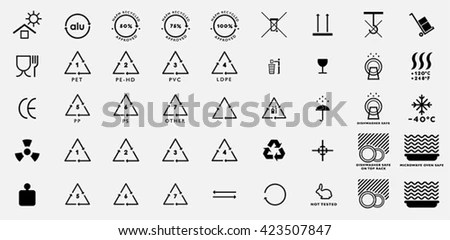 Iso Packaging Symbols Free Download • Oasis-dl.co