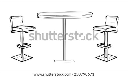 Stool Chair Stock Images, Royalty-Free Images & Vectors