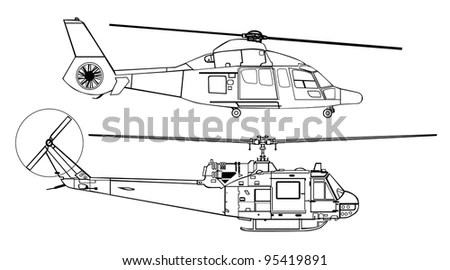 Battle helicopter Stock Photos, Images, & Pictures