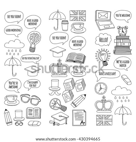 English Study Stock Images, Royalty-Free Images & Vectors