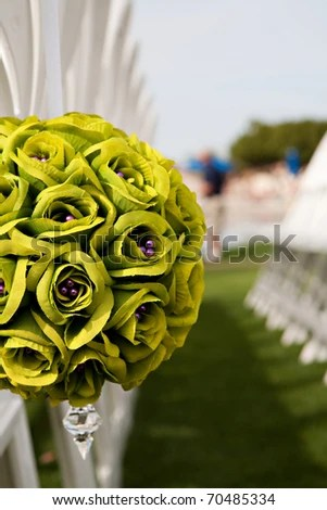 chairs wedding poland hammock chair stand diy seats green bouquet flowers stock photo 66122770 - shutterstock