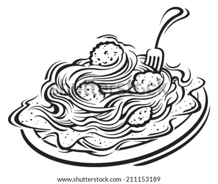 Spaghetti Stock Photos, Royalty-Free Images & Vectors