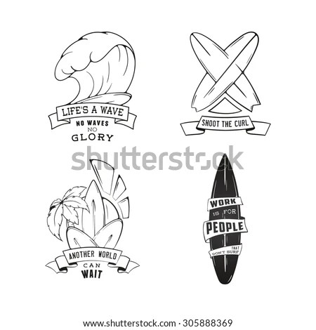 Surfboard Icon Stock Images, Royalty-Free Images & Vectors