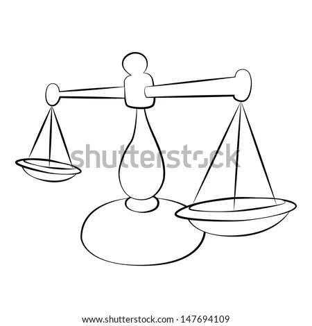 Weigh Scale Cartoon Stock Photos, Images, & Pictures