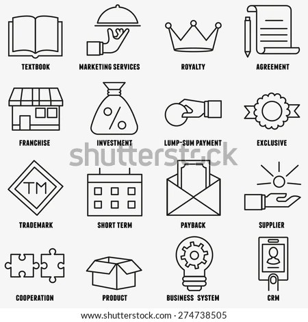 Regulation Icon Stock Images, Royalty-Free Images