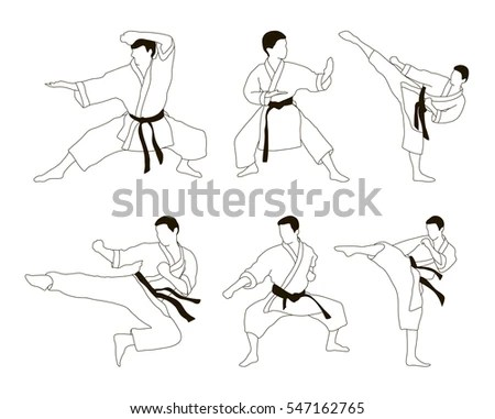 Karate Stock Photos, Royalty-Free Images & Vectors