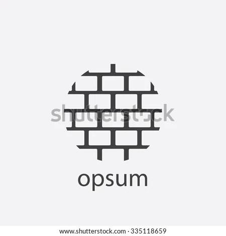 Brick Logo Stock Images, Royalty-Free Images & Vectors