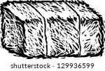hay bail vector - 45 vectors