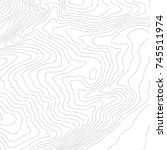 Vector Images, Illustrations and Cliparts: Topographic Map