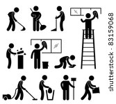 Royalty Free Stock Photos and Images: Handyman Electrician