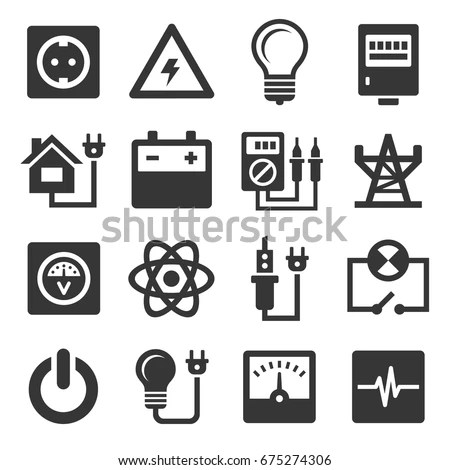 Electricity Stock Images, Royalty-Free Images & Vectors