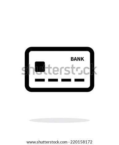 Generic Credit Card Smart Chip Hologram Stock Vector