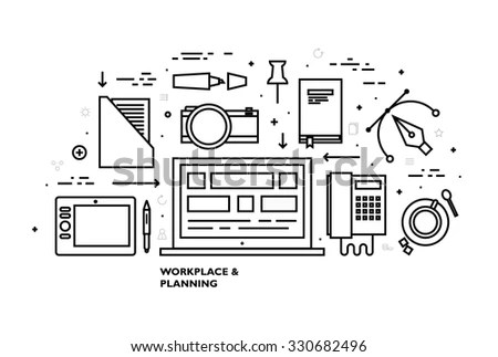 Line Art Stock Images, Royalty-Free Images & Vectors