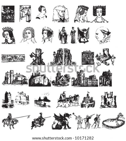 Medieval Times Stock Images, Royalty-Free Images & Vectors