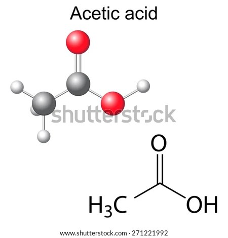 Acetic Acid Stock Images, Royalty-Free Images & Vectors