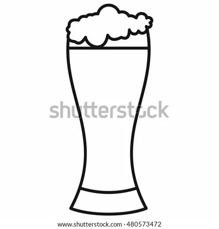 Bottle Opener Icon Cartoon Style On Stock Vector 451409482