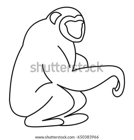 Orangutan Isolated Stock Images, Royalty-Free Images